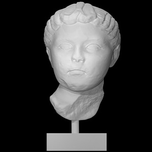 Agrippina 3D Model