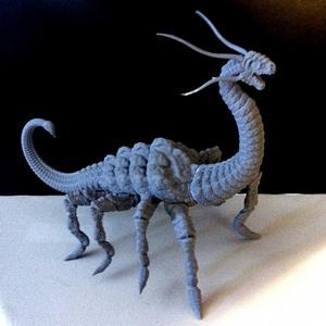 Pit Beast 3D Model