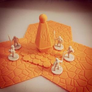 Alien Monument 3D Model