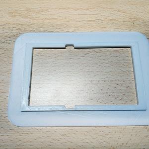 Frame for switch 3D Model