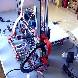 1-Channel Relay Case 3D Model
