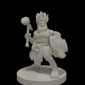 Azer 3D Model