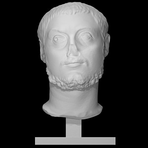 Portrait of a man 3D Model