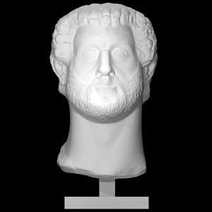 Antoninus Pius 3D Model
