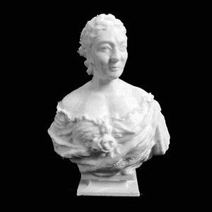 Bust of Lady Wallace 3D Model