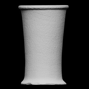 Alabaster Jar 3D Model