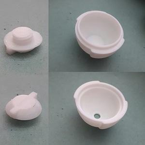 Musical egg shaker 3D Model