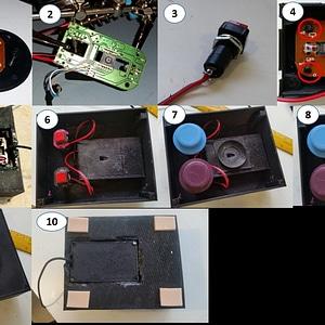 Trackball mouse 3D Model