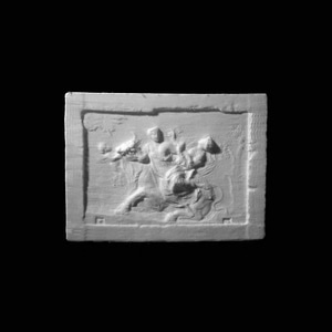 The Adbuction of Europa relief 3D Model
