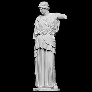 Lemnian Athena 3D Model