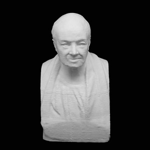 John Nash 3D Model