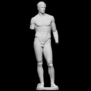 Agias 3D Model