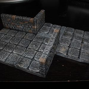 Edge Buffer 3D Model