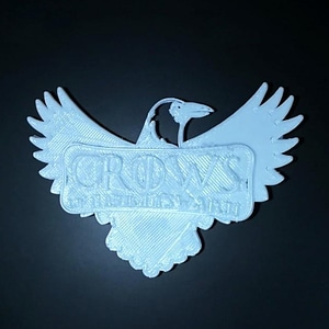 Game of Thrones - CROWS 3D Model