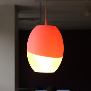 OVA Lamp 3D Model