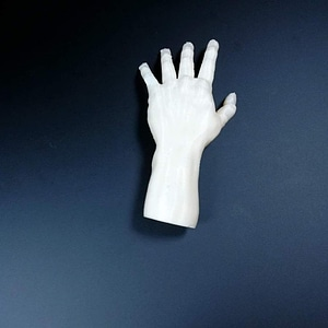 Hand Sculpture 3D Model
