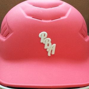 PBA Helmet Tag 3D Model