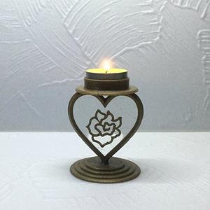 Candlestick Heart 3D Model