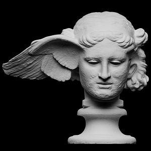 Hypnos statue 3D 모델