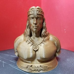 Conan Redux 3D Model