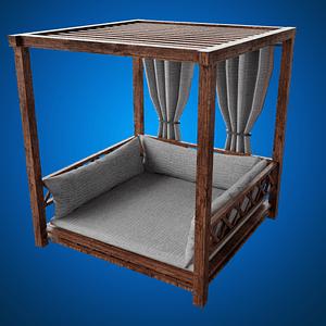 Cabana 3D 모델