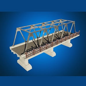 Bridge 3D-model
