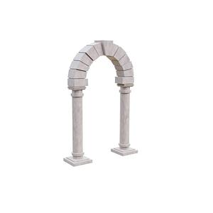 Arch 3D-model