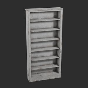 Shelf 3D модель