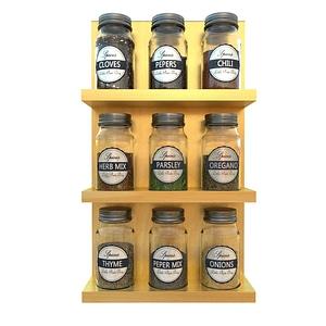 Set of Spices 3D Model