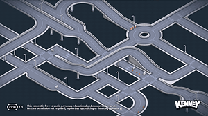 Roads 3D-модель
