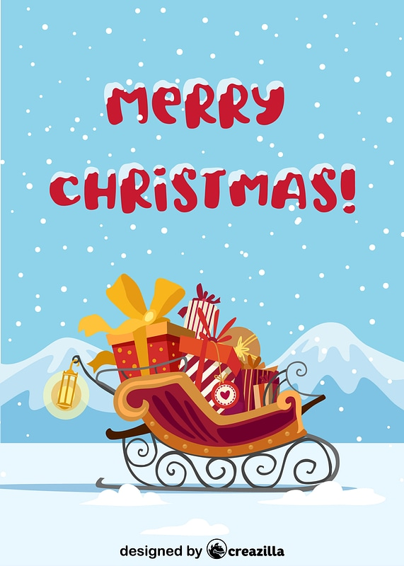 Christmas Gift Vector Free Download Creazilla