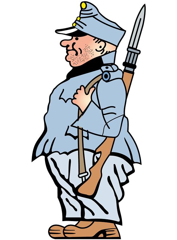 The Good Soldier Svejk vector
