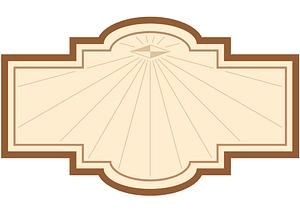 Blank Label vector