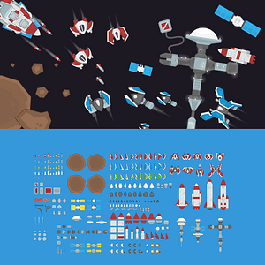 Space pack vector