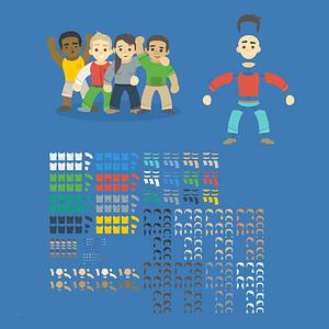 Modular Characters vector
