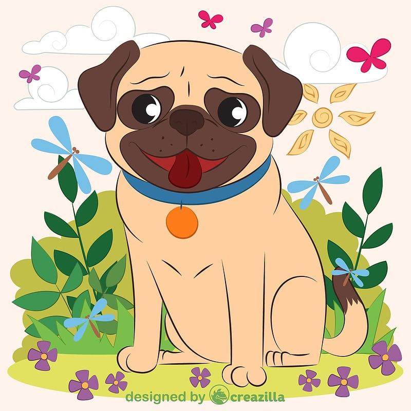 pug vector free download creazilla https creazilla com pages 4 license information