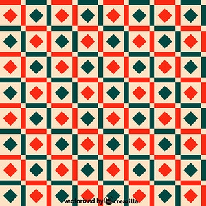 Romano-Byzantine Pattern vector