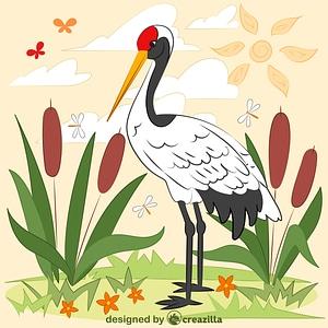 Crane vector