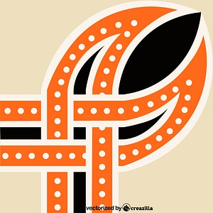 Celtic pattern vector
