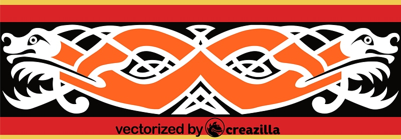 Vetor de Celtic pattern