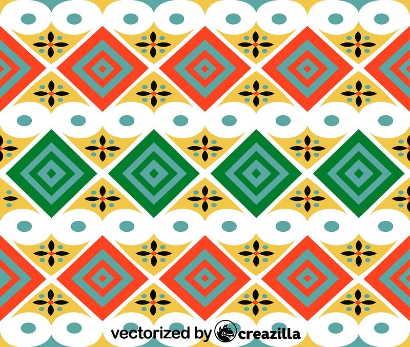 Egyptian pattern vektor