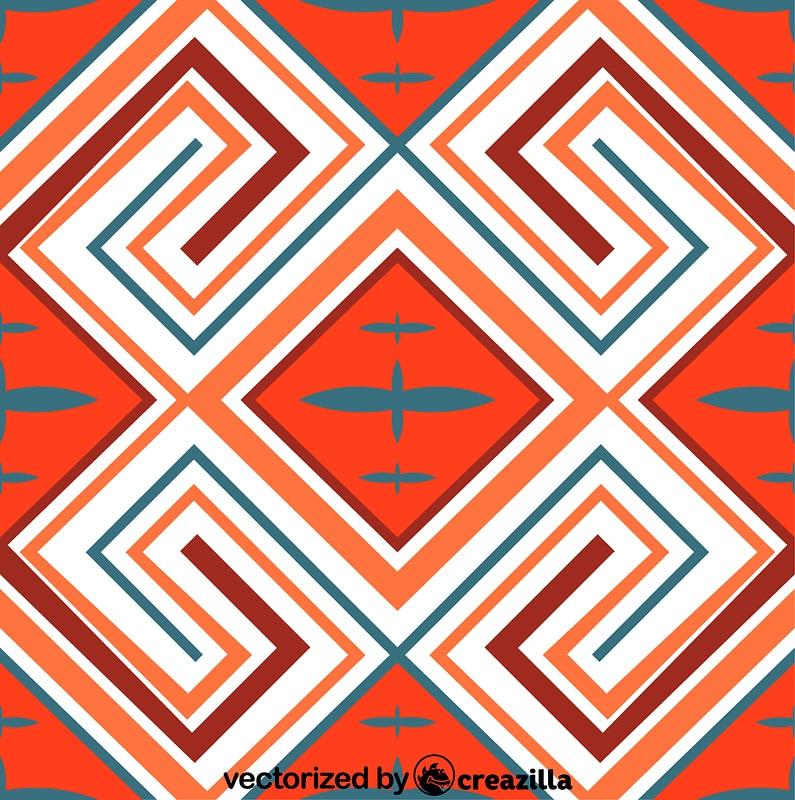 Egyptian pattern vektori