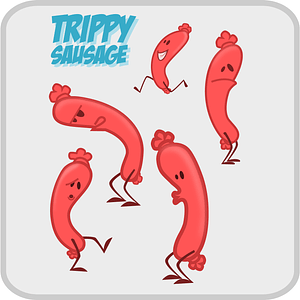 Sausage Character vector