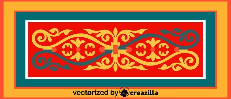 Векторное изображение: Celtic pattern