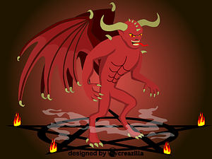 Demon vector