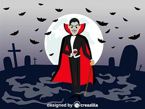 Dracula vector