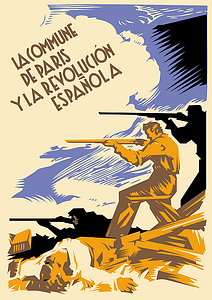 War Revolution Poster vector