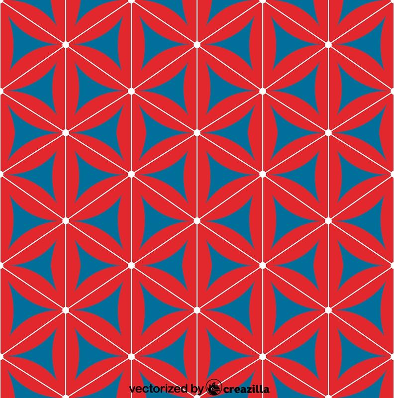 Векторне зображення: Chinese - Japanese pattern