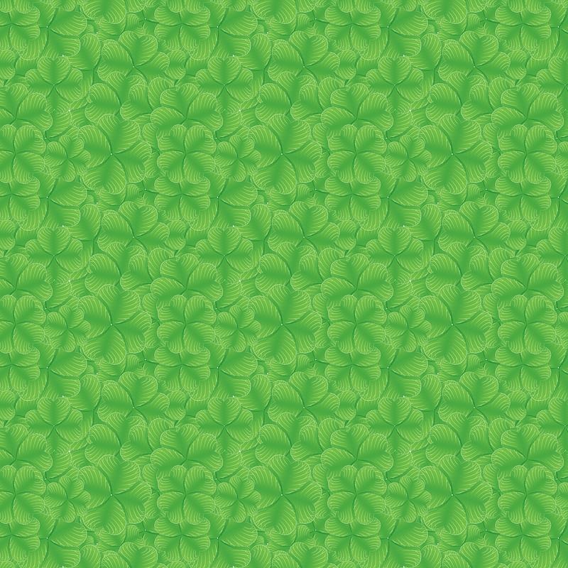 Clover Leaf Background for Saint Patrick's Day vector