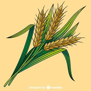 Vector de Wheat